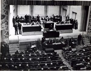 Opéra de Vichy juillet 1940