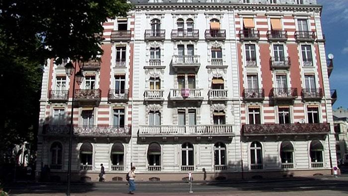 Hotel des Ambassadeurs