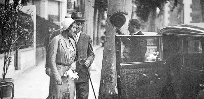 Josee et Pierre Laval