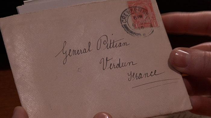 Lettre à Pétain