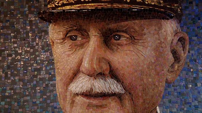 Mosaique Pétain