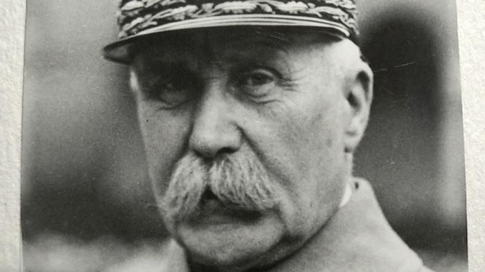 Pétain képi