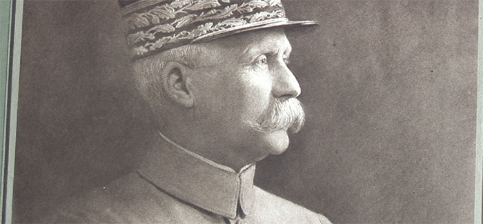 Portrait de Pétain